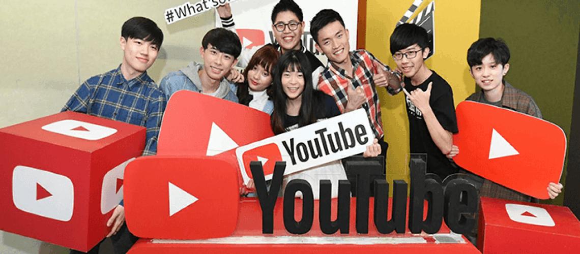 YouTube 成新鮮人就業新選擇?